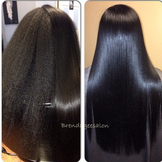 Brendageesalon Is So Talented Look At All This Hair Silked To Perfection Voiceofhair Natural Hair Styles Hair Styles Long Relaxed Hair