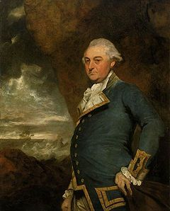 John Gell  1740-1806  Admiral of the Royal Navy who's Flag Captain was Sir Thomas Foley, later Hero of the Nile.  (Are you a RAPper or a RAPscallion? http://www.regencyassemblypress.com)