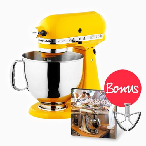 Awesome Kitchenaid Artisan Mixer Ksm150 Yellow Pepper For The Home Home Interior And Landscaping Analalmasignezvosmurscom