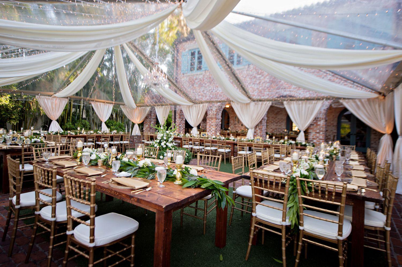 Luxury Garden Wedding In Winter Park Florida At Casa Feliz Luxury Garden Tent Wedding Winter Park Florida