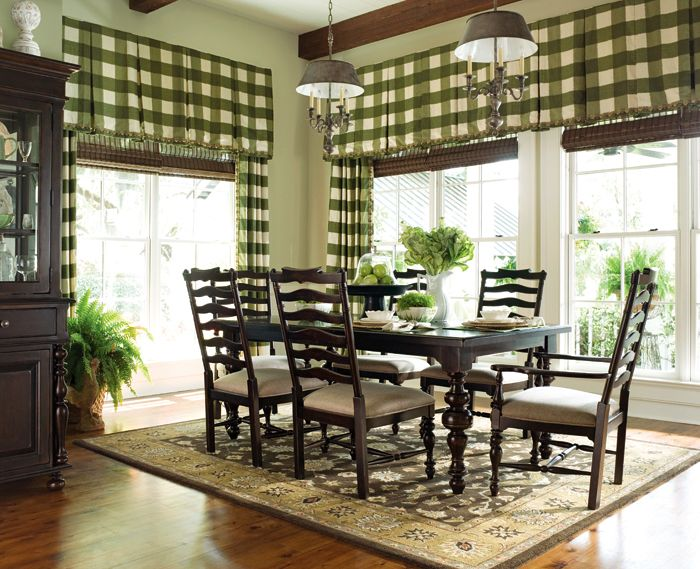 Paula Deen Dining Table And Chairs In Tobacco Or Linen Finish A Captivating Paula Deen Dining Room Set Inspiration Design