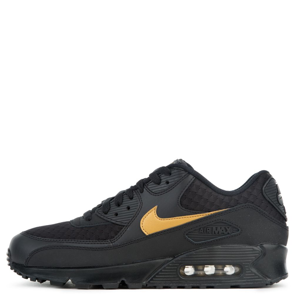 Nike Air Max 90 Essential | Air max 90 black, Air max 90, Nike