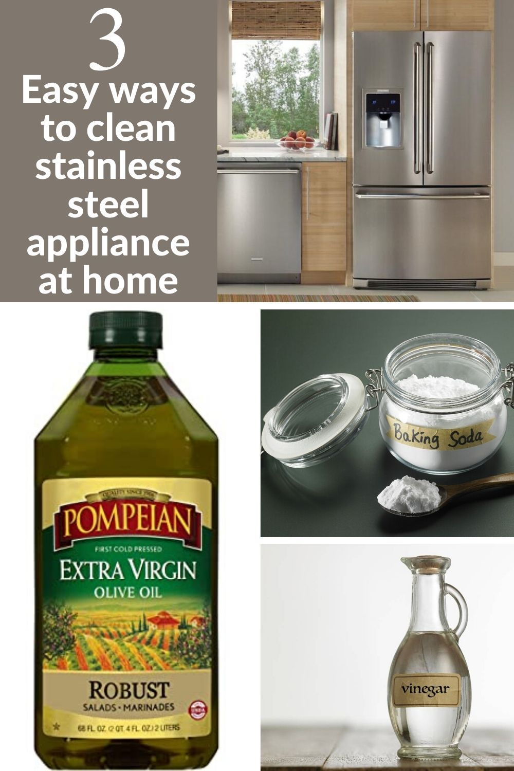 Pin On Stainless Steel Cleaning Tips