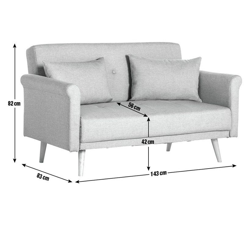 Remarkable Buy Argos Home Evie 2 Seater Fabric Sofa In A Box Charcoal Bralicious Painted Fabric Chair Ideas Braliciousco
