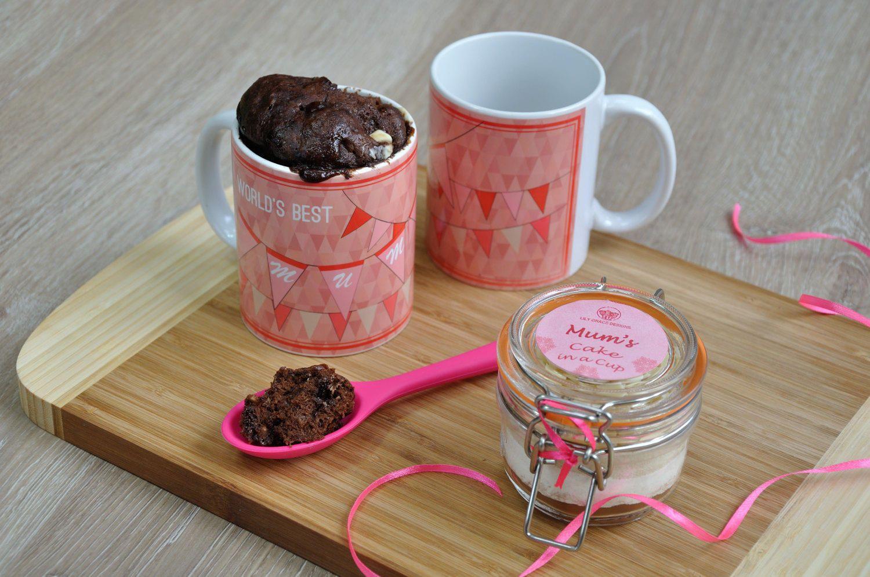 Mothers day gift, gluten free mum, low sugar, mum mug cake ...