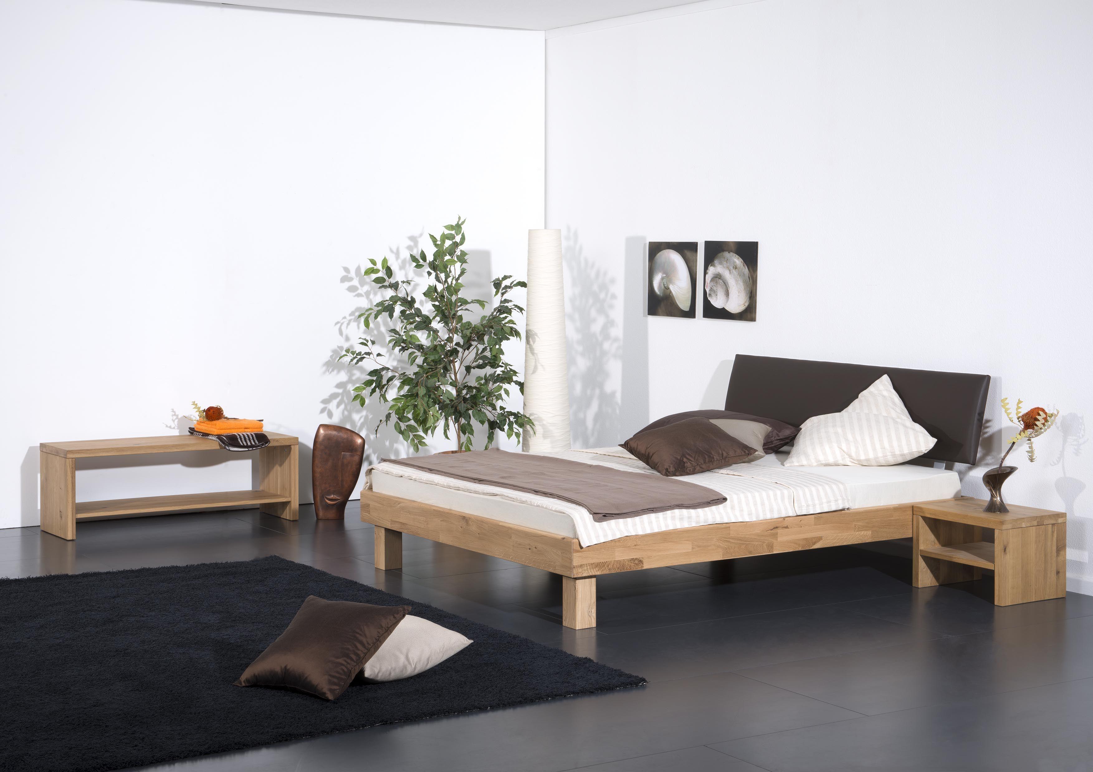 Attraktiv Bett Venezia Wildeiche Bei Villatmo.de | VILLATMO   Designer Möbel, Lampen  U0026 Accessoires