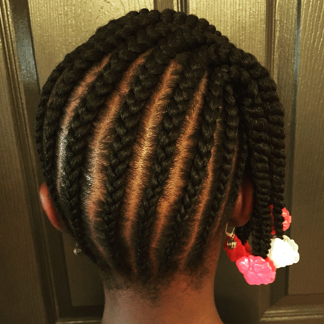 Ready for easter and spring break thanks to the hair geek braids