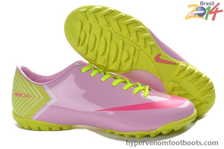 f3b517623 Christian Louboutin shoes on sale Nike Mercurial Vapor X TF Boots - Plum  Hot Pink Chrome Yellow New Soccer Shoes 2013  Christian Louboutin Outlet -  Nike ...