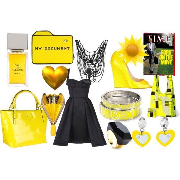 Fun with yellow