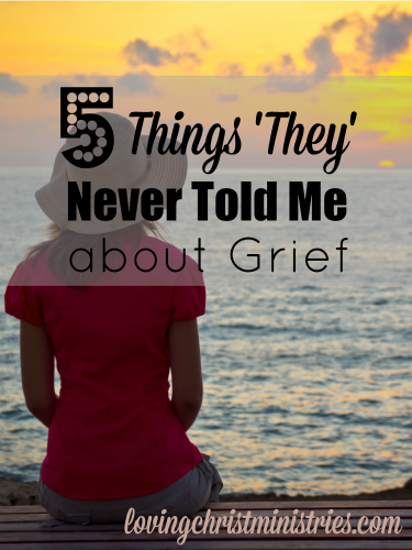 I thought I'd grieved before but when my best friend died, I learned there were many things I never knew about grief. These 5 things surprised me most.