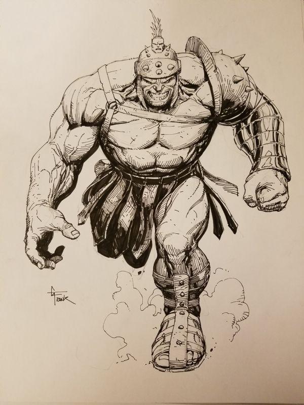 Incredible Hulk Appreciation - \