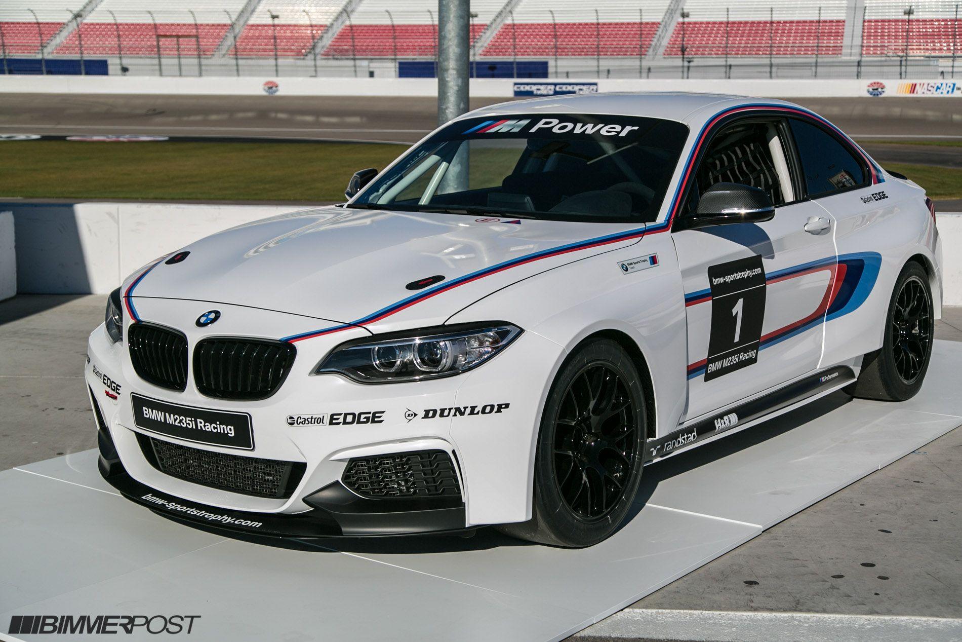 Bmw M235i Racing Car Bmw Car Racing