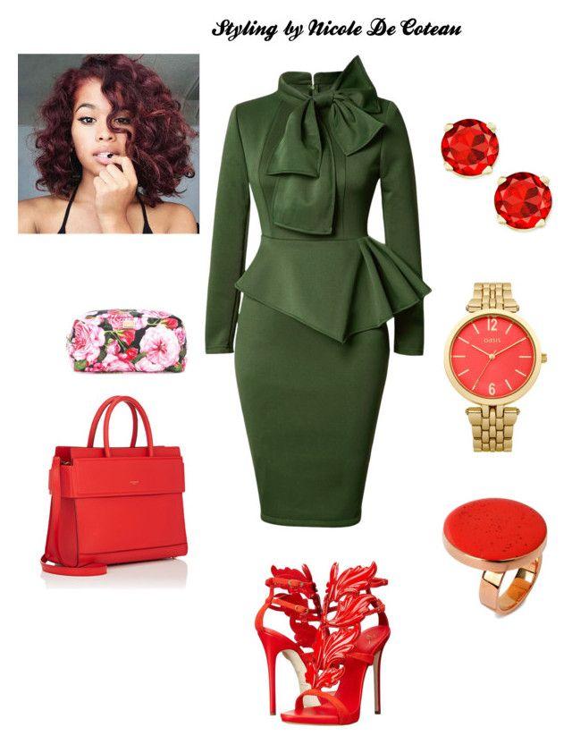 My Personal Styling by mznicola on Polyvore featuring Giuseppe Zanotti, Givenchy, STELLA McCARTNEY and Dolce&Gabbana