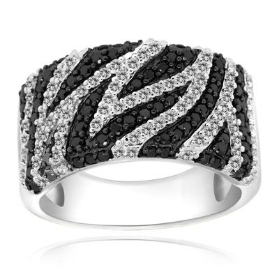 LOVE black diamonds!