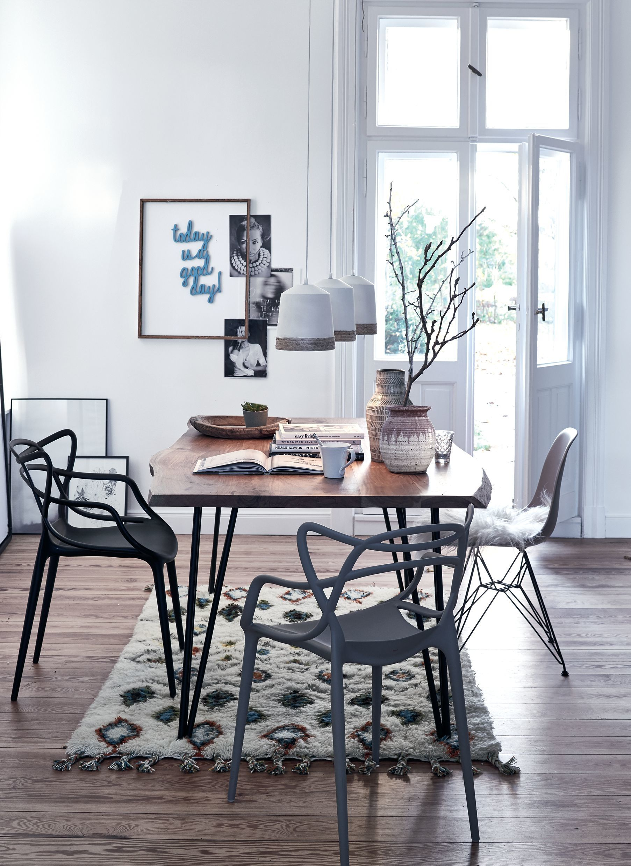 Schön Ein Weiteres Meisterstück Von Philippe Starck Für Kartell: Der Masters  Chair. Das Elegante Must Have Ist Eine Außergewöhnliche Hommage An Drei  Ikonen Des ...