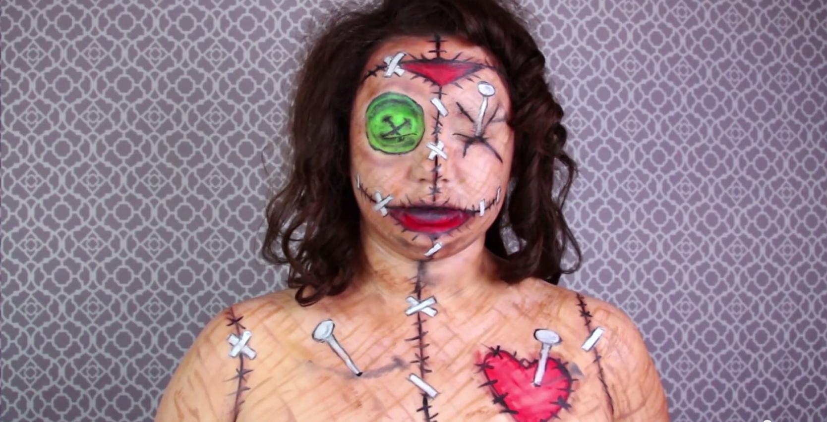 Voodoo Makeup Tutorial - Mugeek Vidalondon