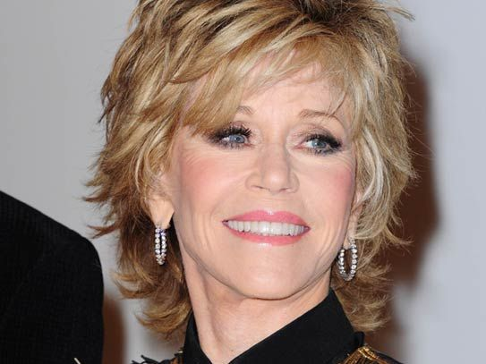 Jane Fonda Hair Styles: Jane Fonda Hairstyles, Haircuts For