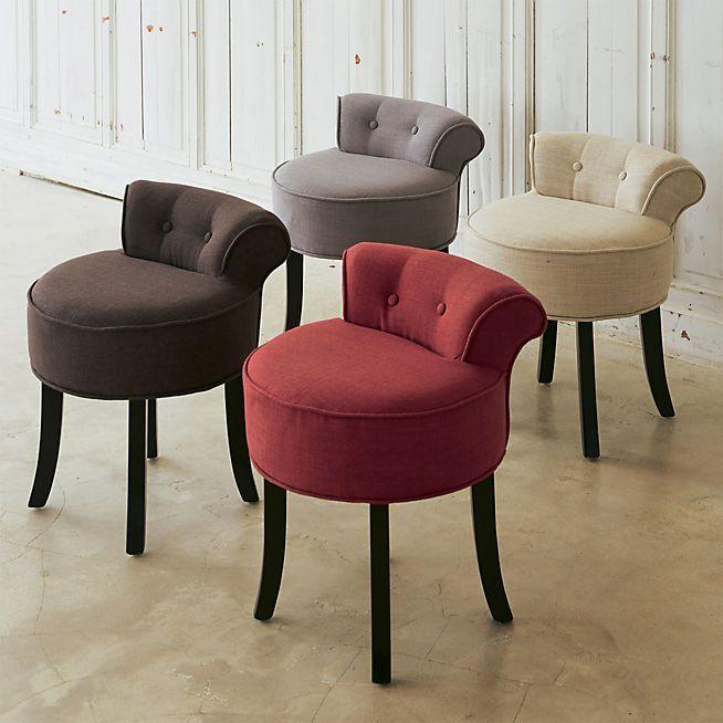 Corazon Petit fauteuil boudoir plusieurs coloris disponibles