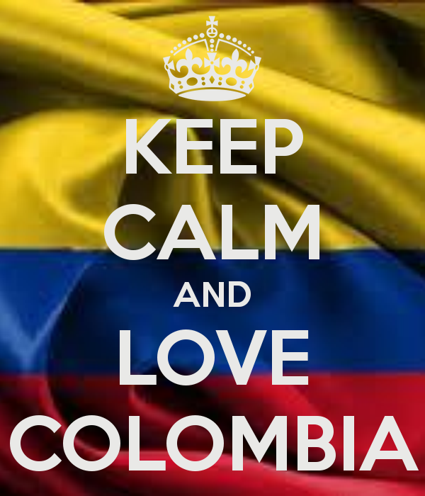 ist kolumbianisch hispanisch