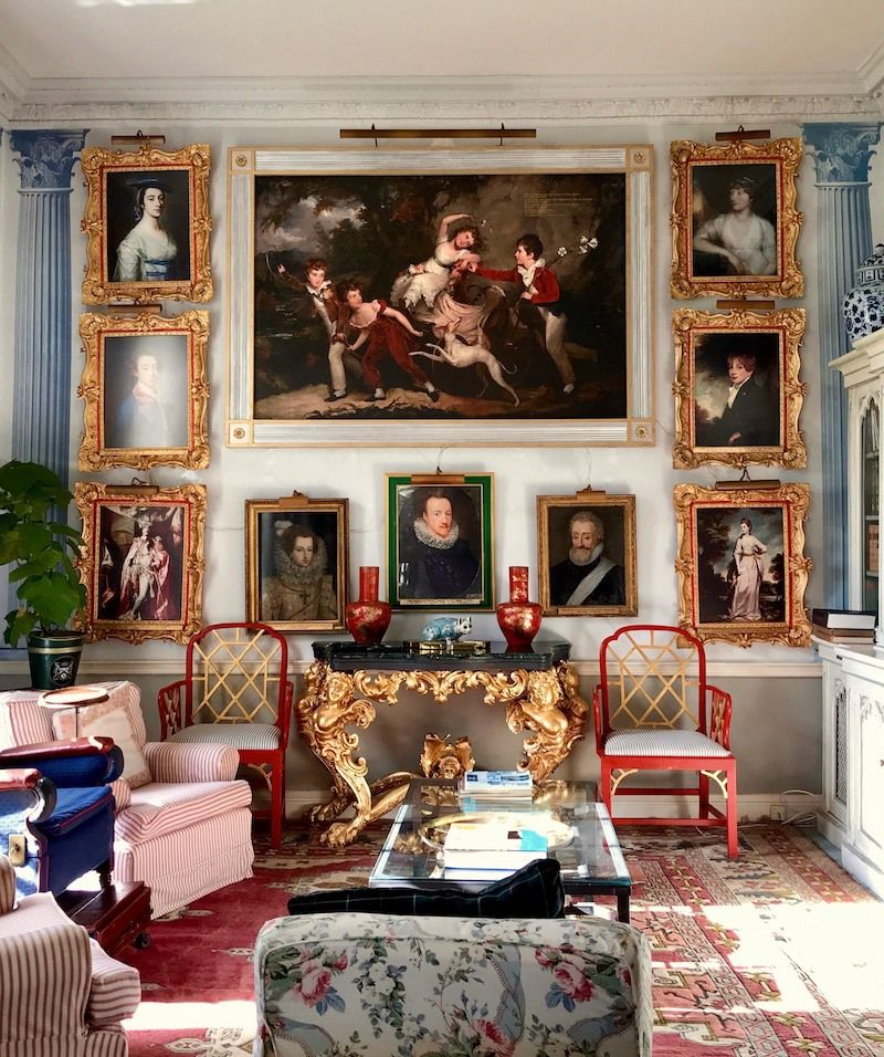 The Most Amazing English Country House Of Them All