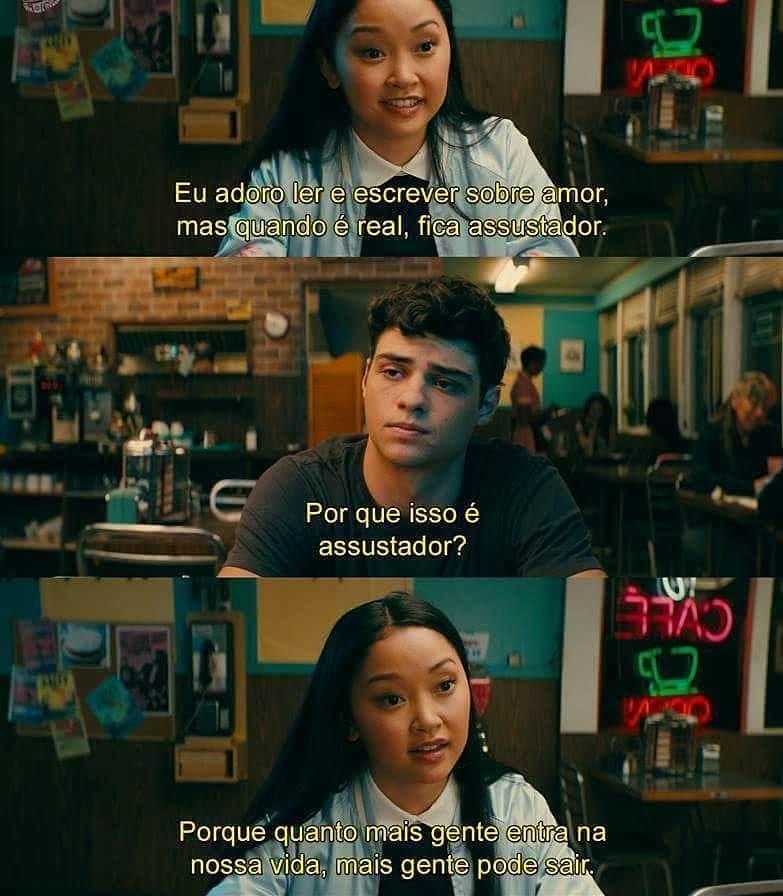 Concorda Filme Para Todos Os Garotos Que Já Amei