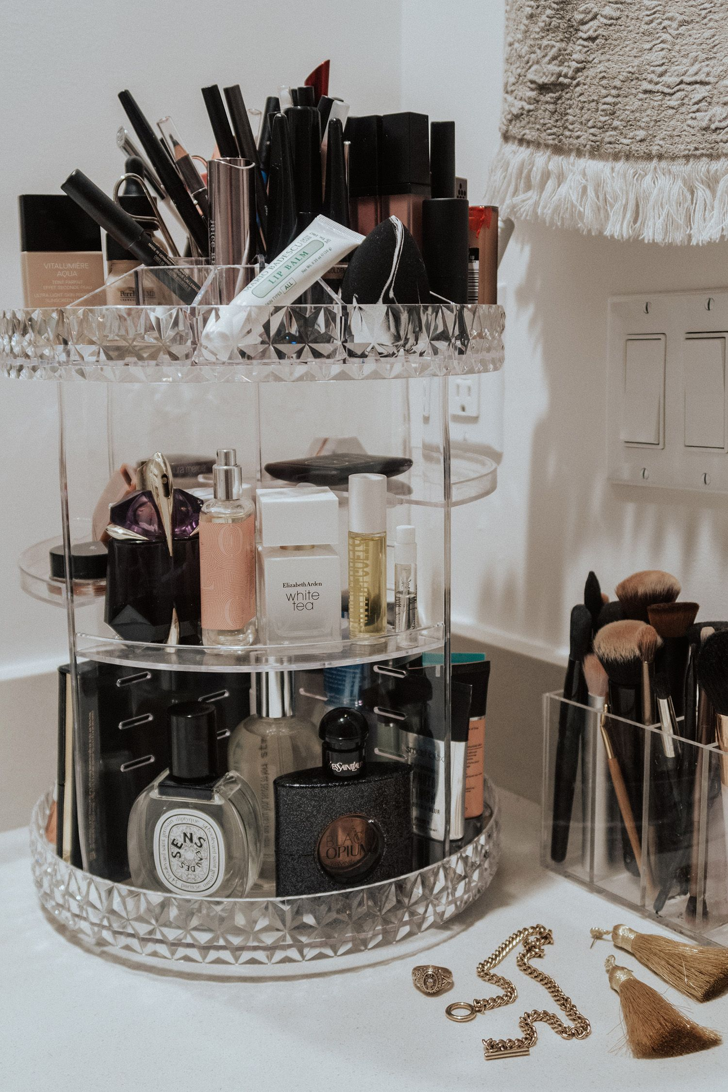 Organizers For Your Bathroom + Closet  How I Keep