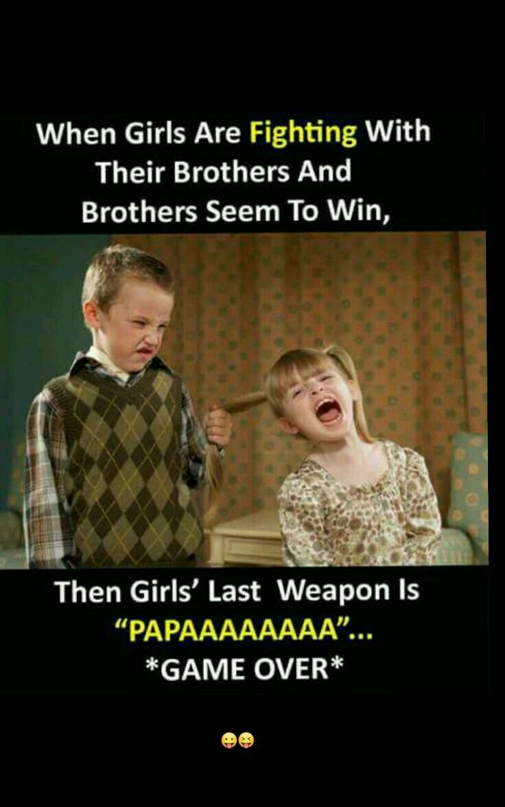 Pin By Daman On Tag S Siblings Funny Quotes Brother Quotes Funny Sister Quotes Funny