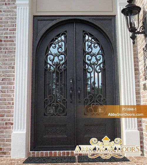 Abby Iron Doors & Abby Iron Doors | Dream Home Decor | Pinterest | Popup Iron doors ... pezcame.com