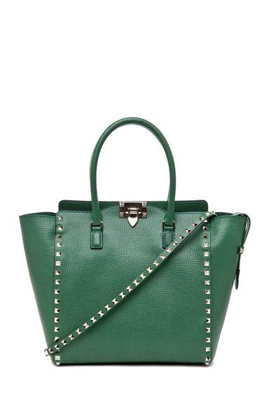 Valentino green bag