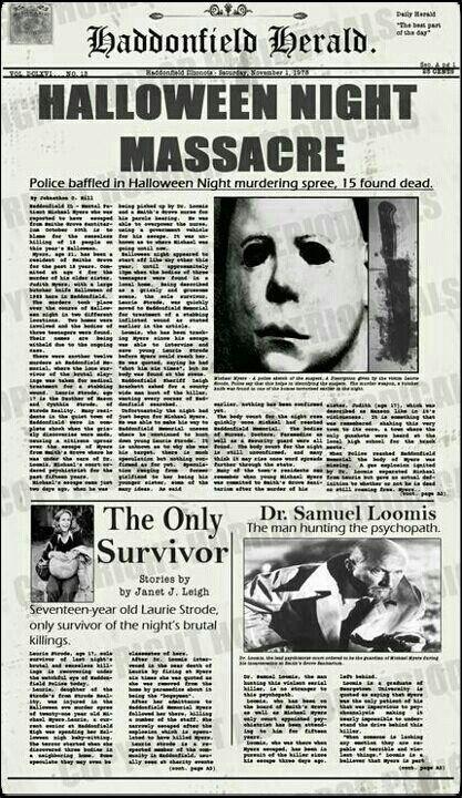 Halloween • (1978) | Slashers Movies | Pinterest | Carpenter ...