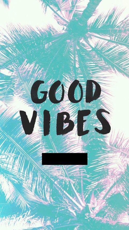Good vibes onlaay! ️ iphonewallpaper wallpaper