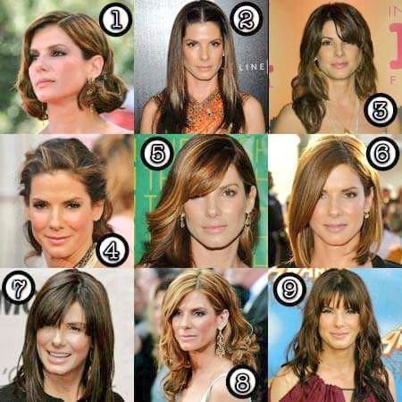Hair Goals Look So Good In Any Hair Style And Color She S So Perfect Sandrabullock