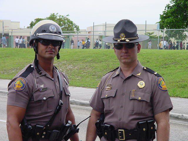 Florida Highway Patrol Crossing Guard Los Angeles Police Department Florida