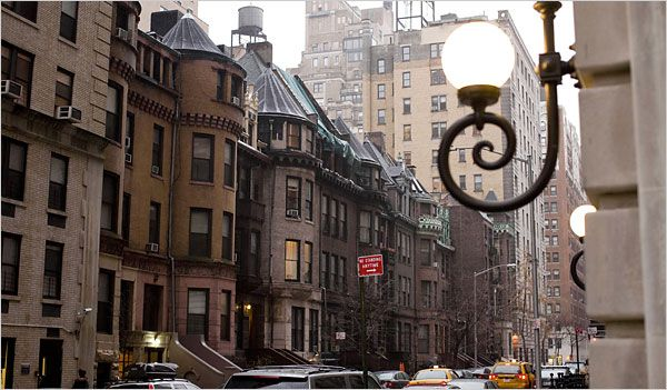 Streetscapes - 246-272 West 73rd Street - A Wild, Wild Row on the West Side - NYTimes.com