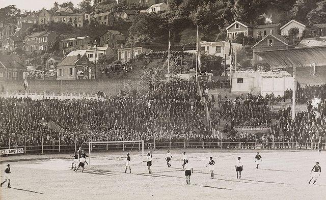 Wedstrijd Nederland Tsjechoslowakije Wk 1938 Netherlands Czechoslovakia Match 1938 World Cup World Cup World Cup Games World Football