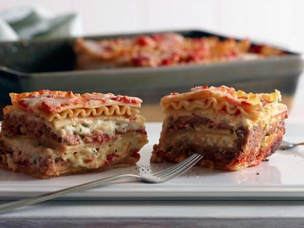 Four cheese lasagna meatloaf recipe cheese lasagna meatloaf and food get four cheese lasagna meatloaf recipe from cooking channel forumfinder Image collections