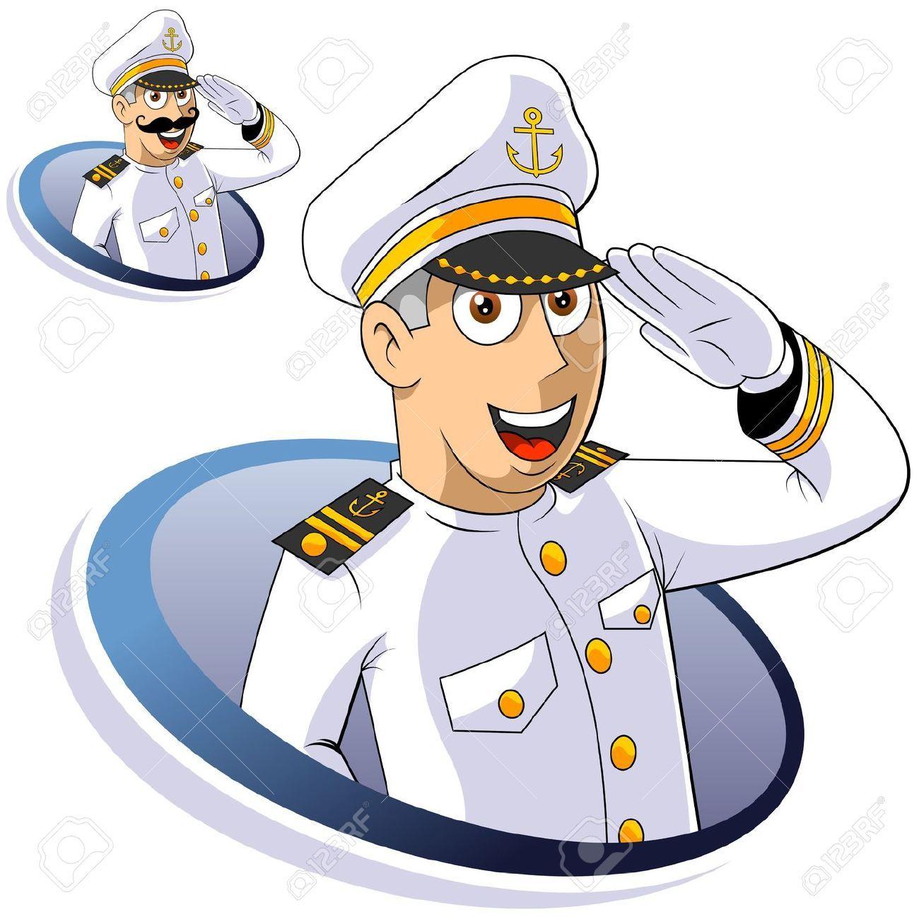 Dessin Capitaine Navire Recherche Google Cartoon Cartoons Uk Sailor