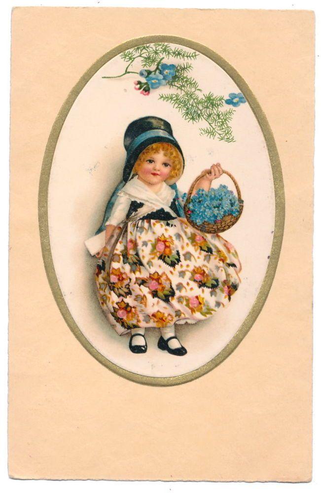 Элен открытки, открытка марта цветами