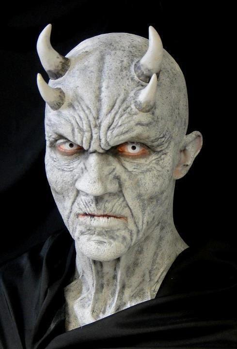 Demon Gargoyle by combicritter13 Makeup | Mythology ...