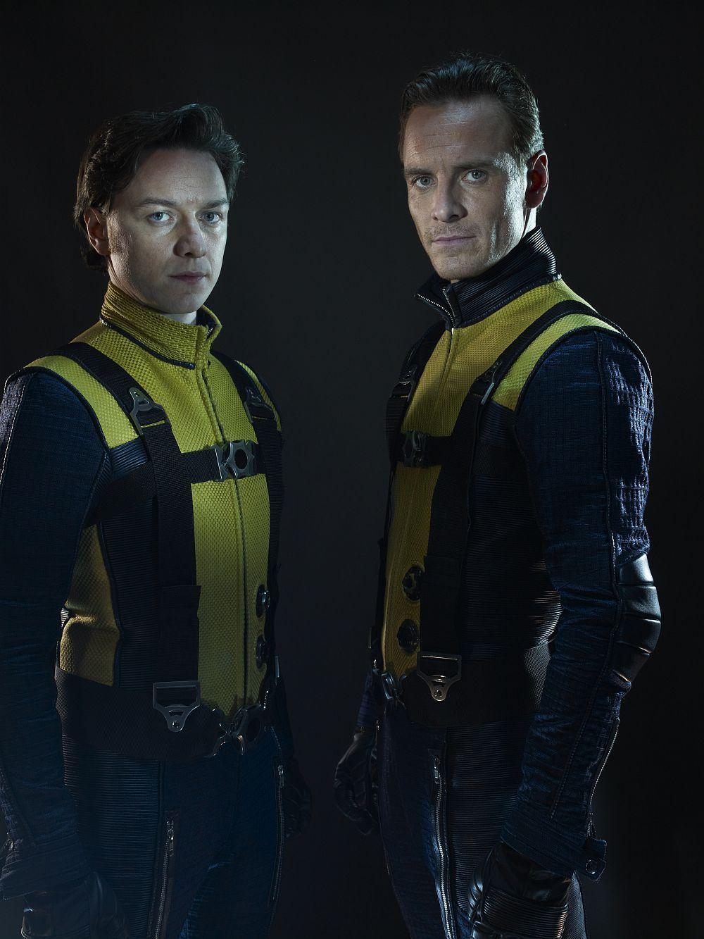 X-Men: First Class (2011) - James McAvoy as Charles Xavier ...