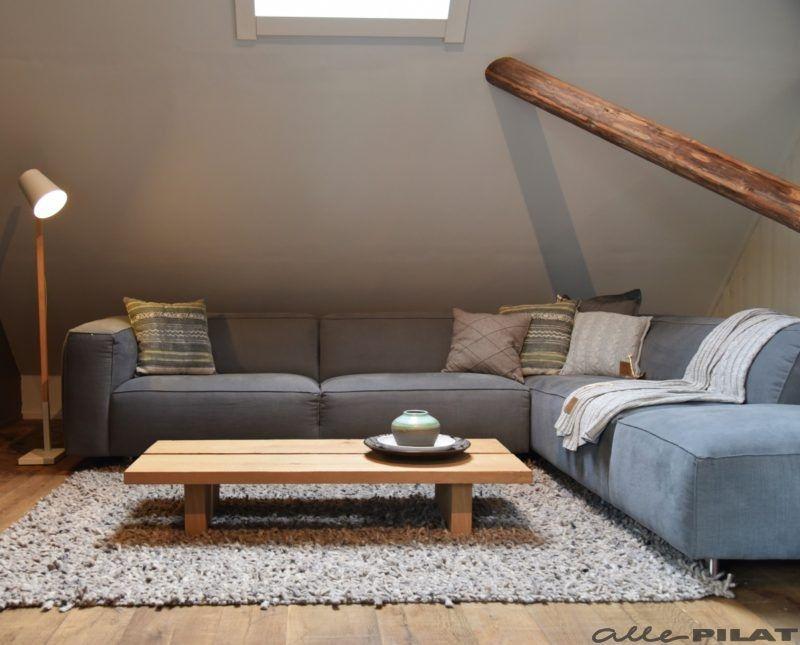 Hoekbank replay kan in vele kleuren stof en leer woonwinkel in