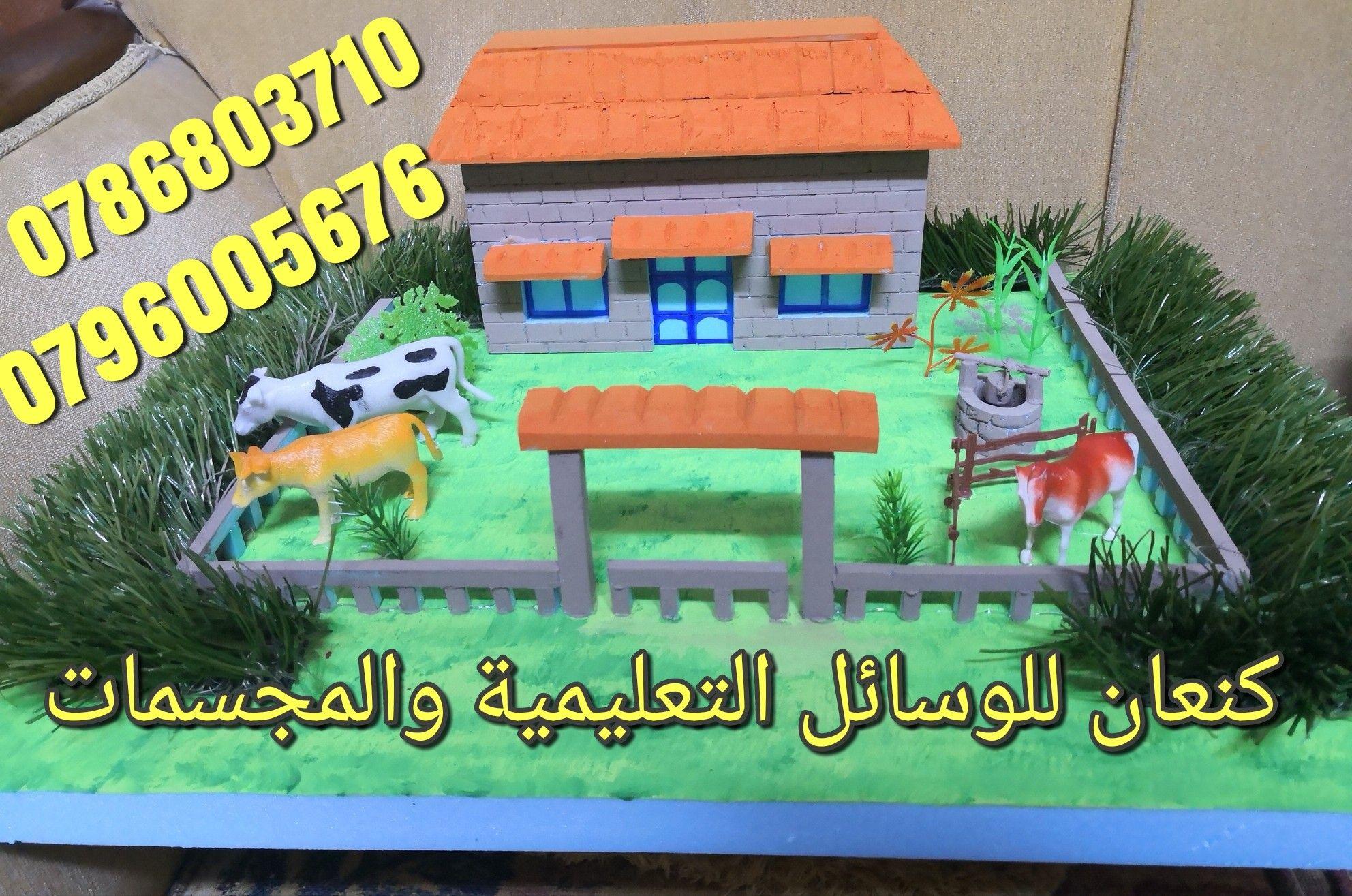 مجسم مزرعة Activities