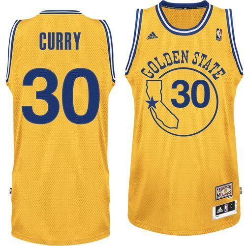 on sale b0115 704e6 Golden State Warriors Stephen #30 Curry Hardwood Classics ...