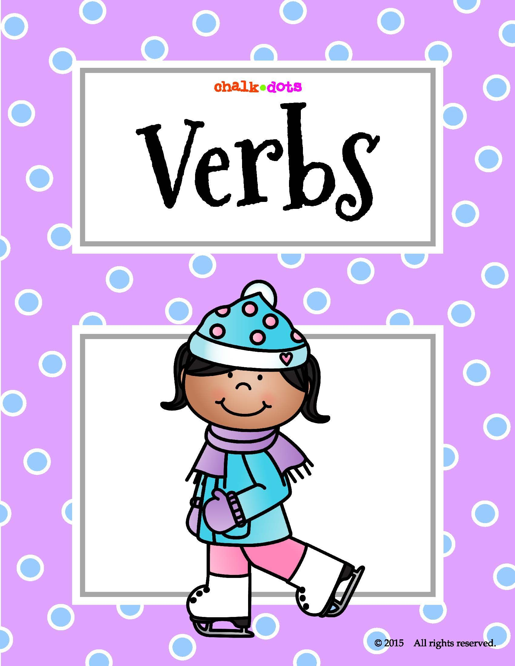 Verbs Teaching Ideas