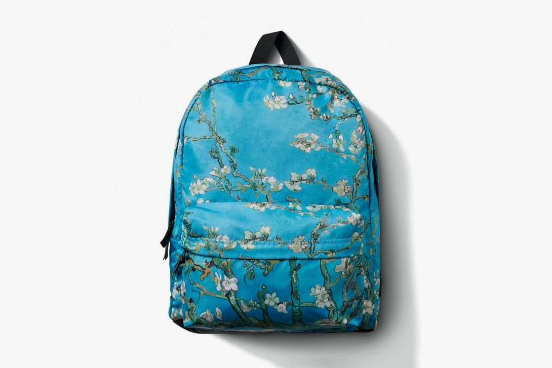 The Vincent Van Gogh Museum Taps Vans For Elegant Capsule Collaboration Van Gogh Museum Van Gogh Vans Bags