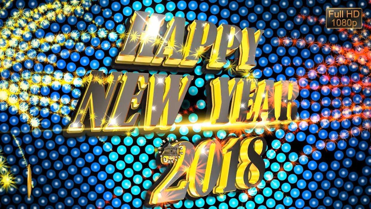 Happy new year 2018 wisheswhatsapp videonew year greetings happy new year 2018 wisheswhatsapp videonew year greetingsanimation m4hsunfo