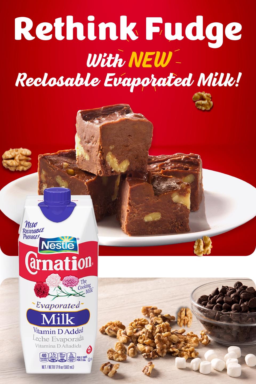 Recipes For Sweetened Condensed Milk Fudge – Blog Dandk  |Carnation Milk Chocolate Fudge