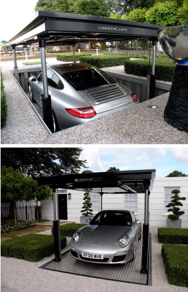 Underground Car Garage Garage Design Underground Garage Garage