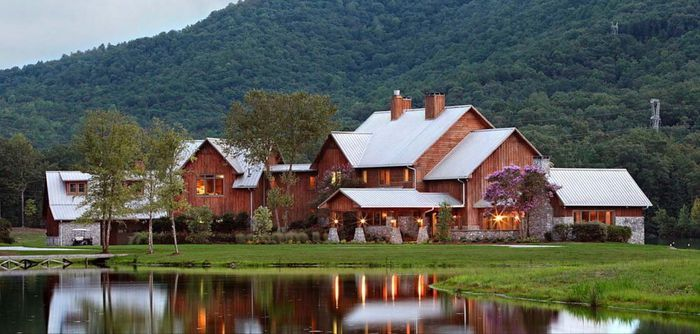 This Alabama wedding venue is set on 864 acres of land in ...