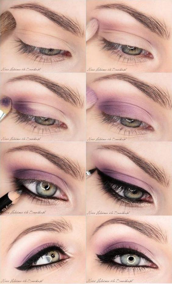 Photo of 32 Simple Step by Step Eyeshadow Tutorials for Beginners Petramode.info